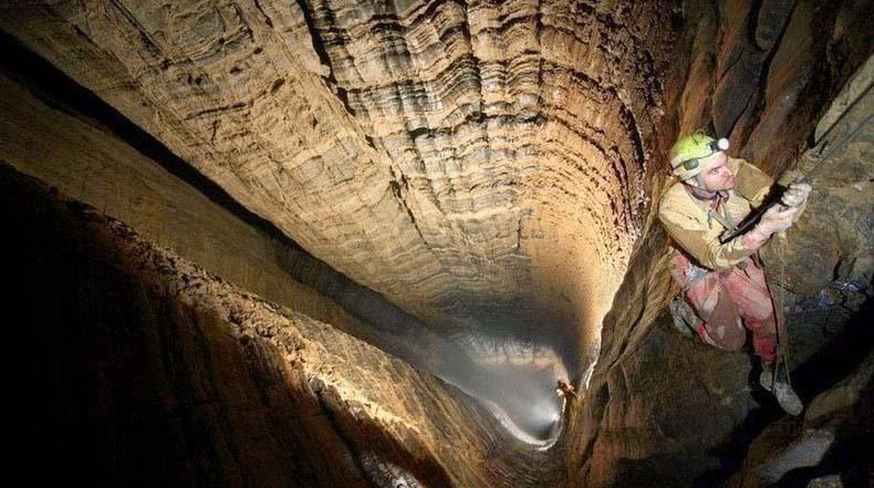 La Cueva Krubera - La cueva más profunda del mundo