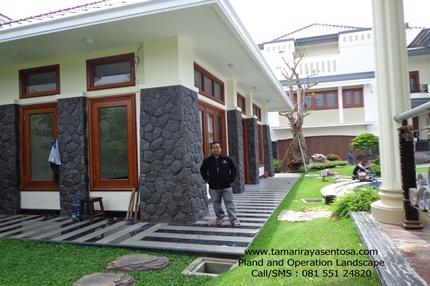 Galeri Dinding Batu ~ Tukang Taman Surabaya Dan Jawa Timur