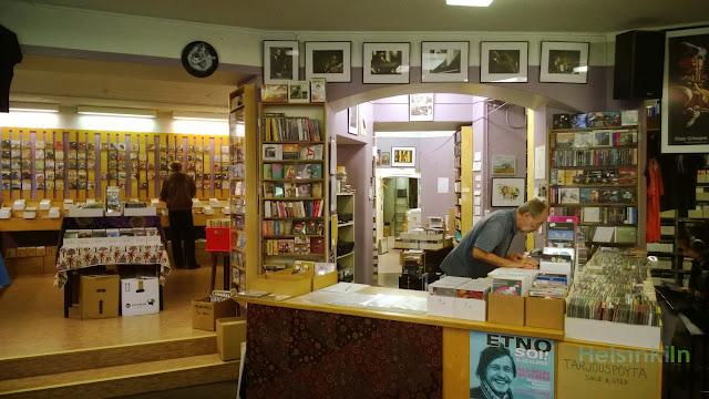 Digelius music store