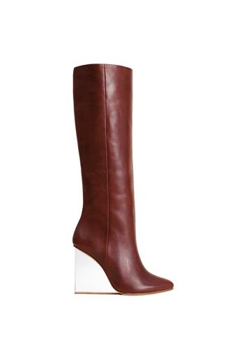 margiela per h&M stivale, margiela hm tacco plexiglass, margiela per h&M prezzi, Margiela per h&m collezione, Margiela per h&M price, Margiela for Hm plexiglass boots price