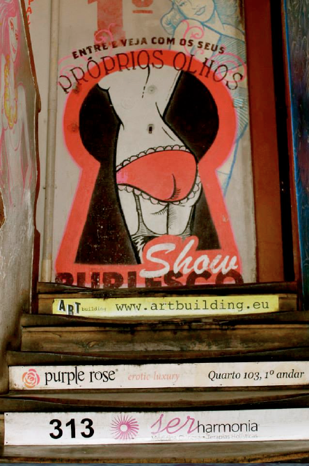 Sentidos Cabaret Lisboa