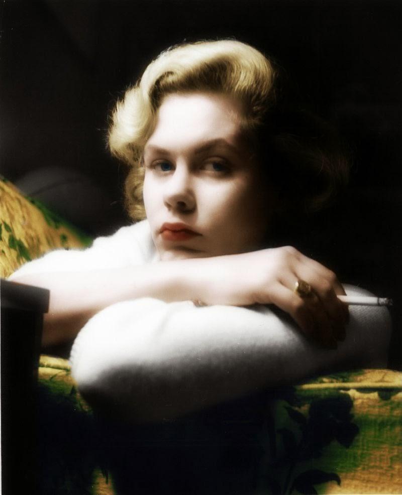 Film Noir Photos: Sweater Girl: Elizabeth Montgomery