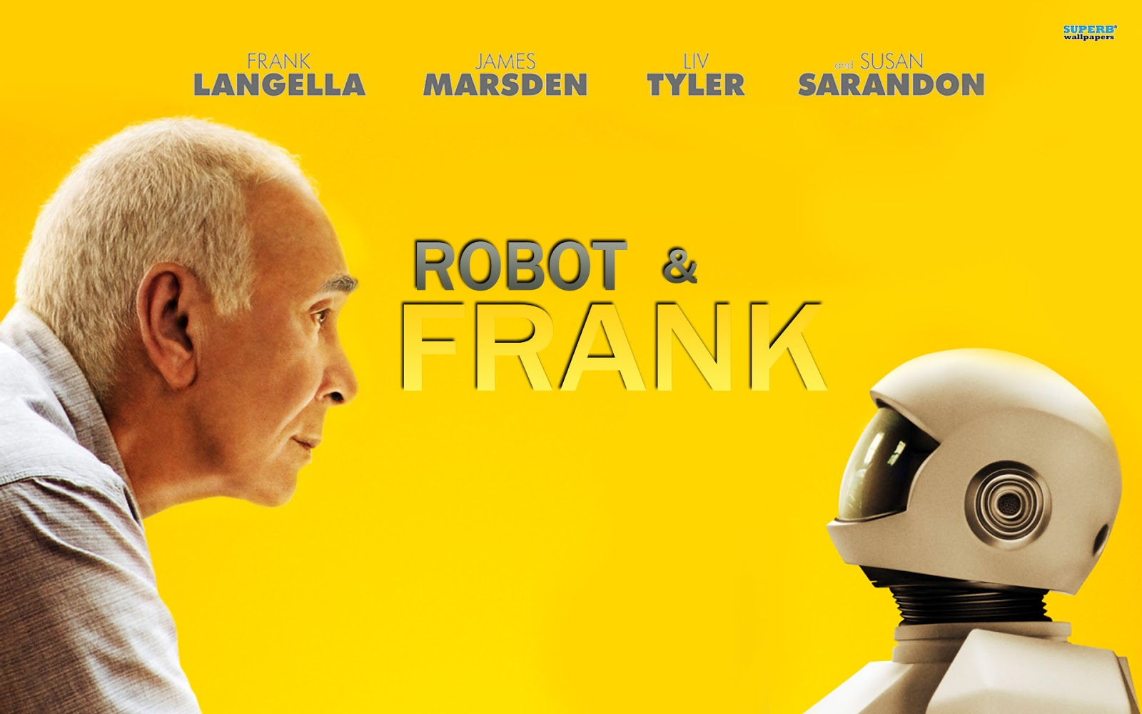 frank and robot