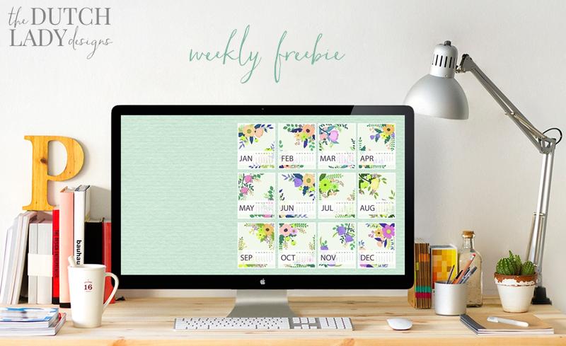 free desktop calendar 2016
