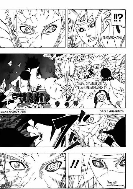 Komik Naruto 640 Bahasa Indonesia halaman 1