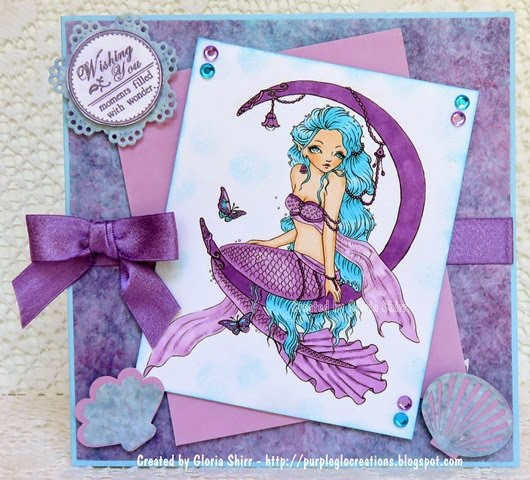 Featured Card at Your Scrapbook Place Challenge