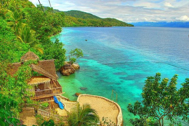 how to go to samal island from davao