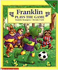 Elementary school counselors use Franklin to teach students how to have good sportsmanship.