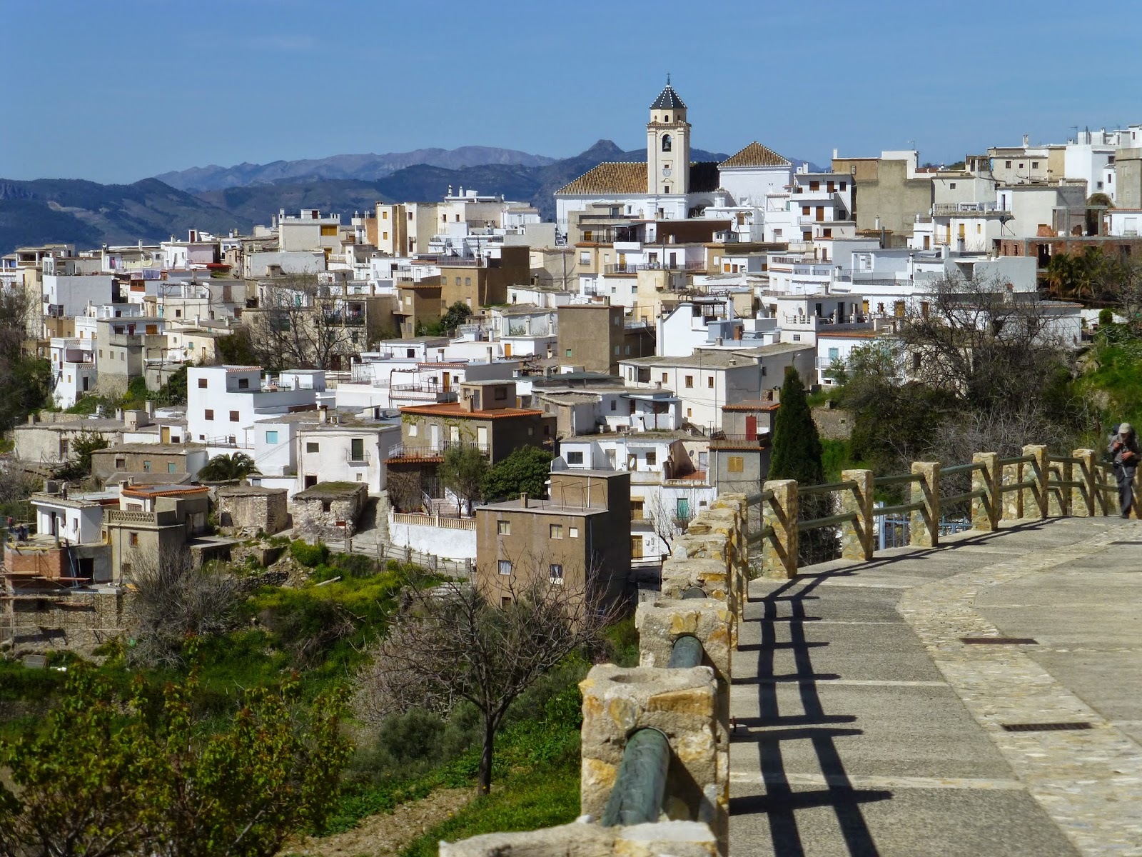 Lanjaron Spain  city photos gallery : Walking in the Alpujarras, Spain: Lanjaron to Bubion