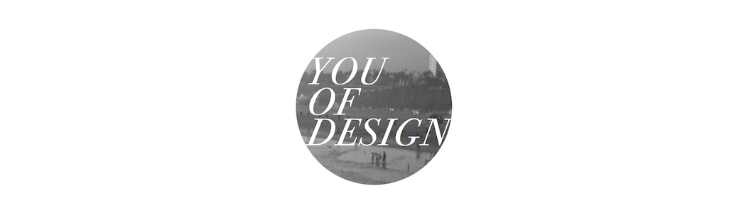 YOU of design