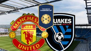 Manchester United vs San Jose EarthQukaes