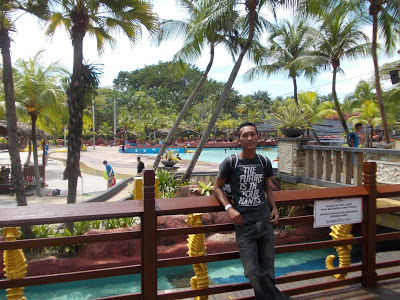 A Famosa water world