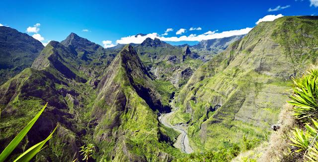 Séjourà la Réunion