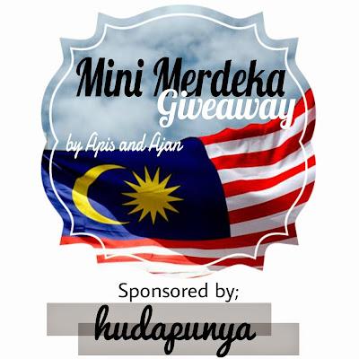 Mini Merdeka Giveaway , mhakimfaiz