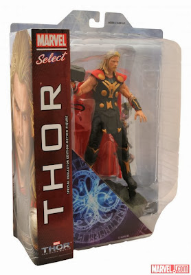 Marvel Select Thor The Dark World Thor Figure