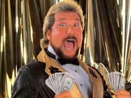 WWE superstar Ted DiBiase money