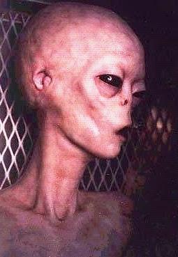 morte de Alienígena