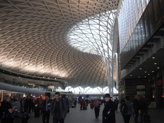 king's cross departures hall