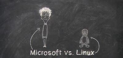 Microsoft vs Linux