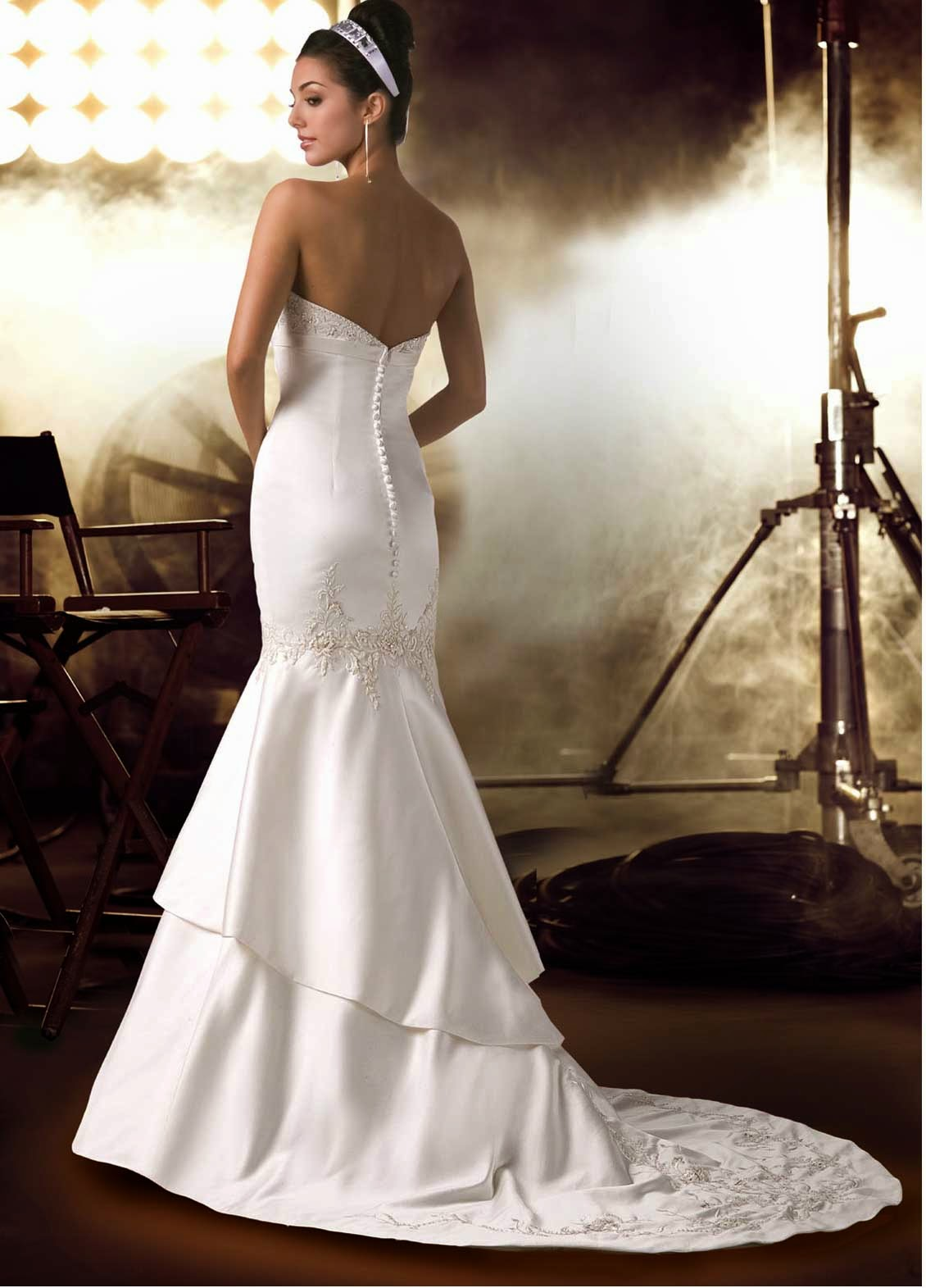 Vera Wang Mermaid Wedding Dresses Photos Concepts Ideas
