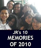 JR's Memories of the Past Year (2010)