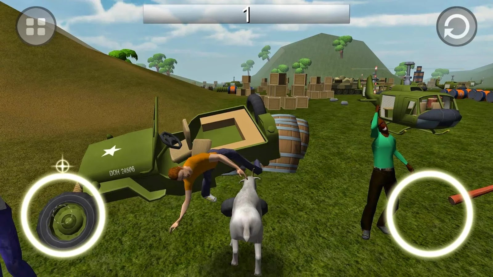 Goat Rampage v1.1