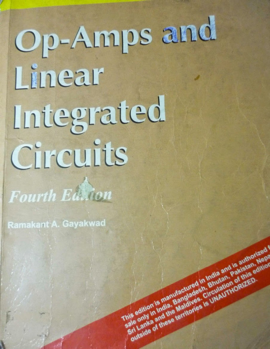 Op Amp And Linear Integrated Circuits By Ramakant Gayakwad Pdf 21 ...