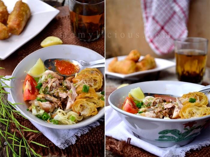 Soto Mie Ayam