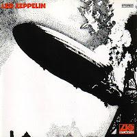 Portada del disco homónimo de Led Zeppelin