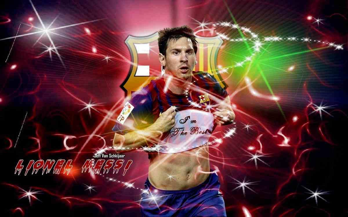 Messi Champion Wallpaper 2013
