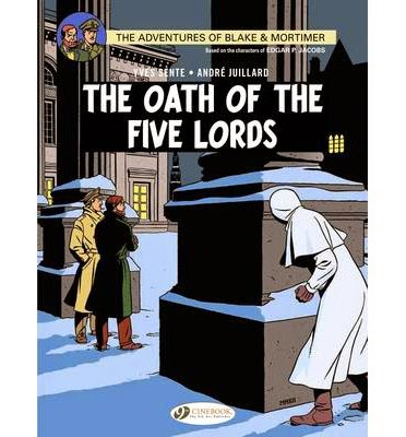 ://www.bookdepository.com/Blake-Mortimer-Oath-Five-lORDS-v-18-Yves-Sente/9781849181914