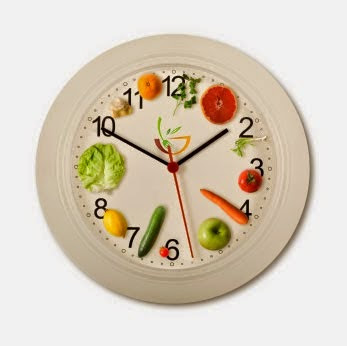 horas de comer