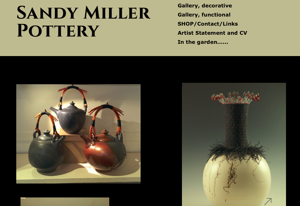 Sandy Miller Pottery