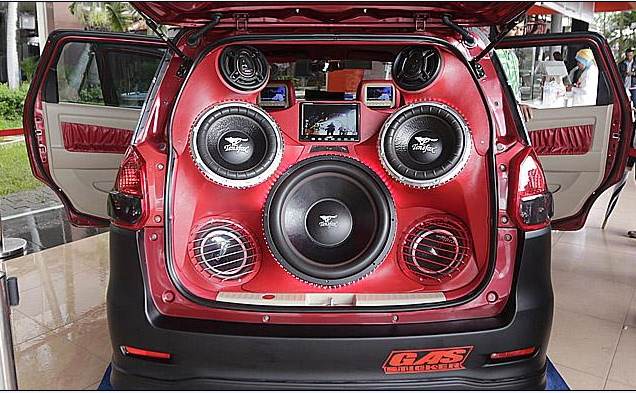 Suzuki ertiga perfect sound system