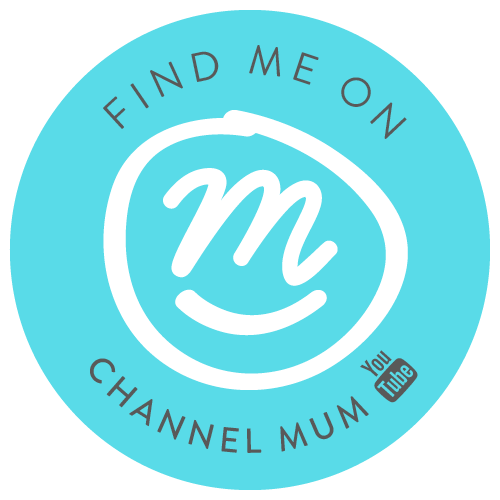 CHANNEL MUM SPONSORED VLOGGER