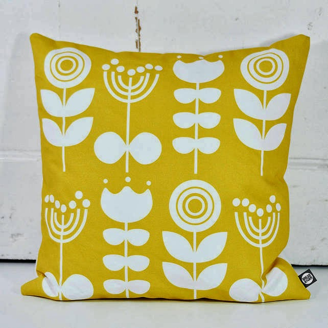 http://folksy.com/items/5853231-Scandi-Flowers-Cushion-in-Yellow