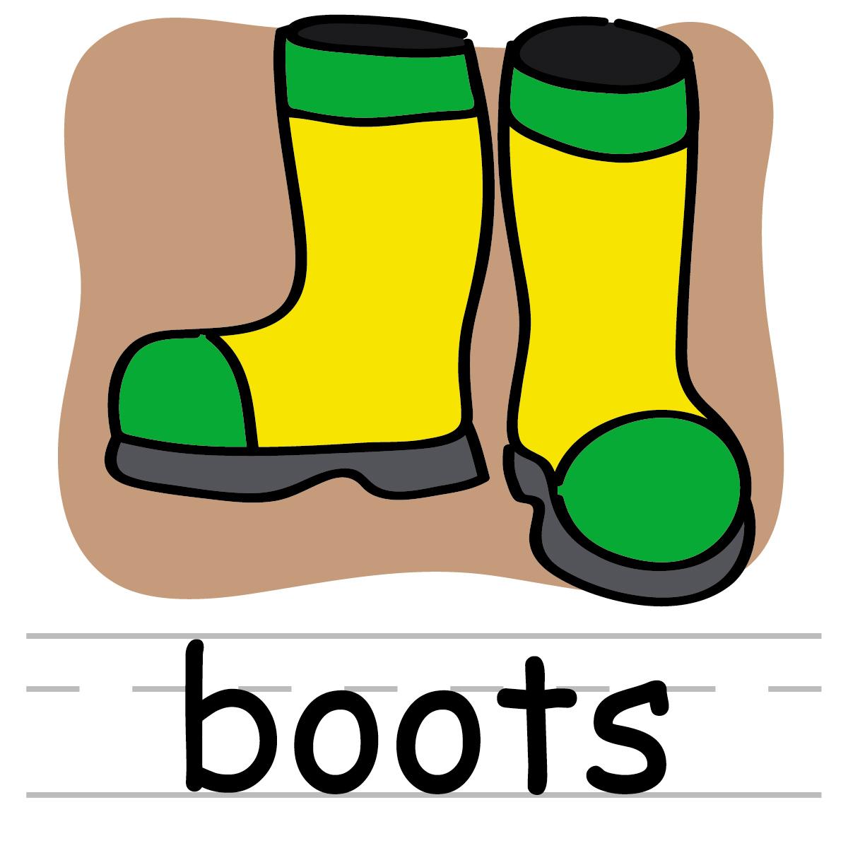 Boots fashion pic boots clip art - Boots Clip Art