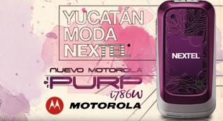 premios viaje a merida yucatan promocion yucatan moda motorola nextel E! online entertainment