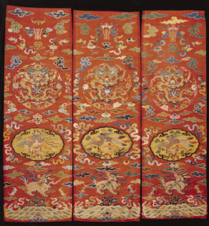 Chinese Dragon Robes and Textiles, The China Trade In Massachusetts