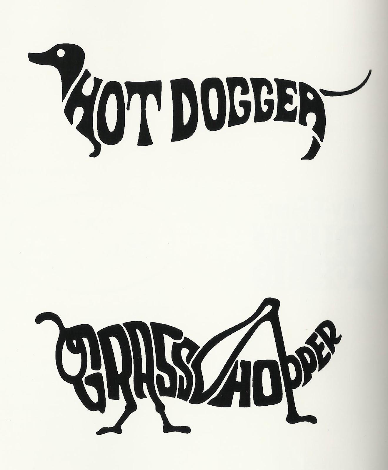 Graphic Design I: Typographic Logos Easy Arabesque Art