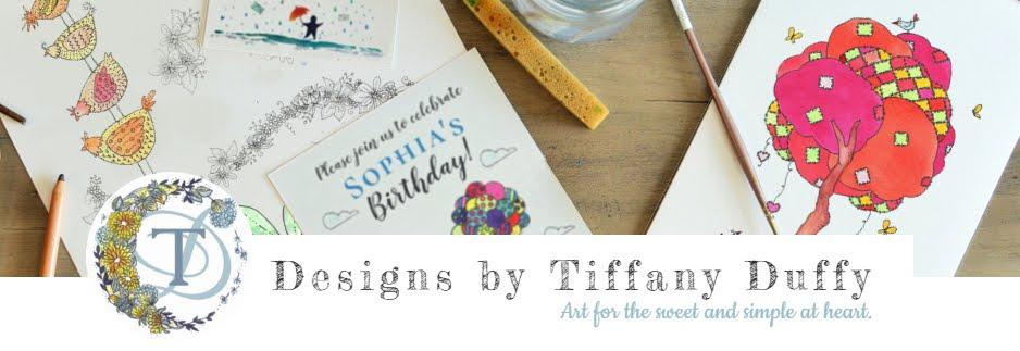Designs by Tiffany Duffy