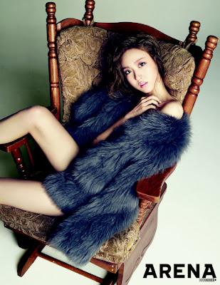 Haeryeong BESTie - Arena Homme Plus Magazine December Issue 2013