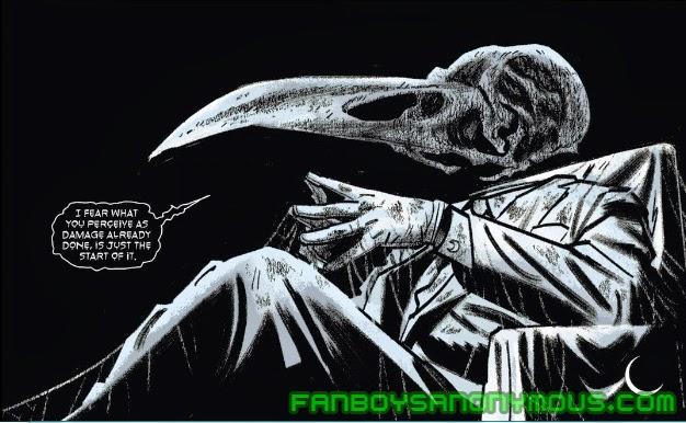 Follow The Venom Site and A Dose of Venom for symbiote news, reviews, and blogs