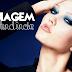 Maquiagem azul: é tendência!