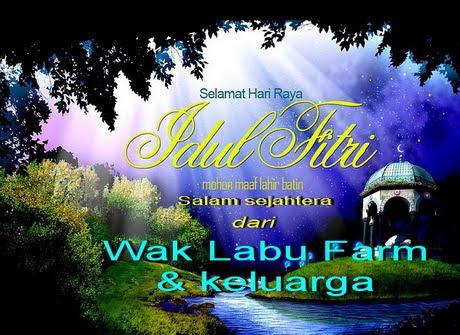Selamat Iduli Fitri