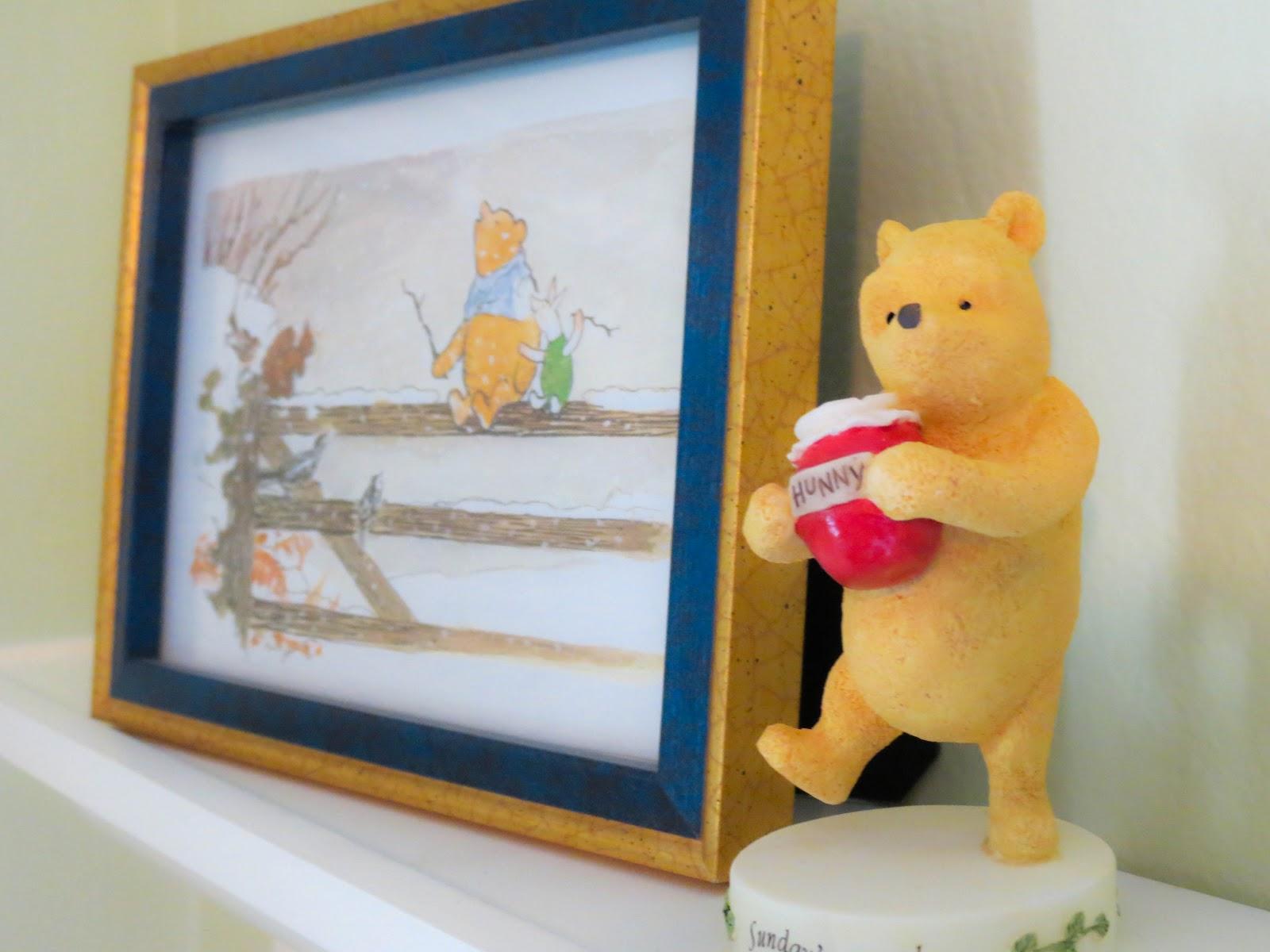 Share The Wonder Twin Boy Nursery In Classic Winnie The Pooh