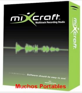 Acoustica Mixcraft Portable