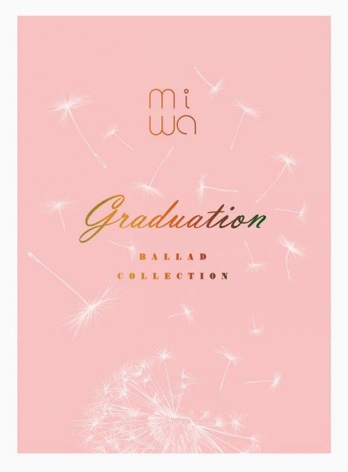 [Single] miwa – miwa ballad collection ~graduation~ (2016.01.20/MP3/RAR)