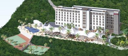 PRIMER HOTEL DE LA CADENA MARIOTT PRONTO EN PUERTO-PRINCIPE