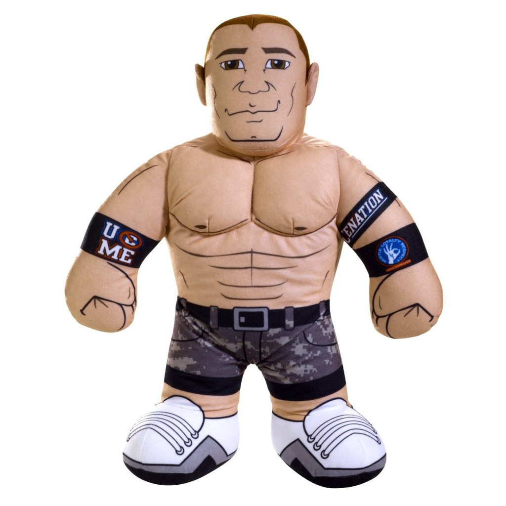 Wwe Toys For Boys Christmas : The claymation werewolf john cena s rockin wrestling